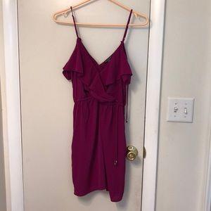 American Eagle Ruffle dress